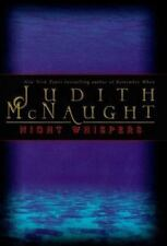 Night Whispers - Judith McNaught - Hardcover LIKE NEW - FREE Shipping