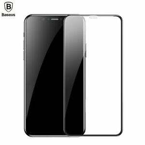 2pcs Baseus 0.3mm Full Cover Screen HD Anti-Blue Tempered Glass For Apple iPhone