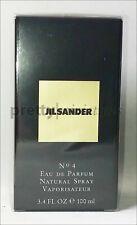 ღ N°4 - Jil Sander - OVP EDP 100ml