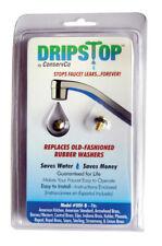 NEW! CONSERVCO Rubber Drip Stop Valve 2-Pack! DSV-B