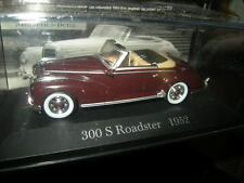 1:43 Ixo Mercedes-Benz 300 S Roadster 1952 rot/red VP