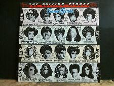 ROLLING STONES  Some Girls  LP   UK   A1U/B3U matrix   Lovely copy!