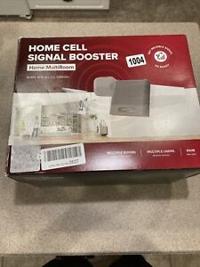 WeBoost 470144 Home MultiRoom Cell Phone Signal Booster 65dB Worn Box