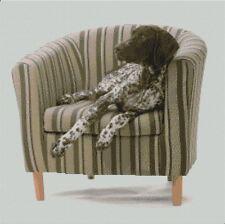 "German Shorthaired Pointer  Cross stitch Kit 16"" x 15"" (40 x 38 cm)  Dog Puppy"
