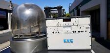 CVC Products thermal evaporator Hi vacuum coater resistance  CV-18 Glass belljar