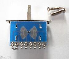 COMMUTATEUR TELE 3 way- blade - SWITCH 3P pour guitare telecaster