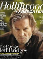 The Hollywood Reporter Magazine Jeff Bridges Netflix Brittany Murphy The Globes