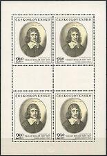 Czechoslovakia 1977 SG#2377 Art MNH Sheet #A92821