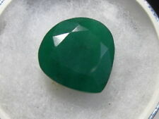 SQUARE SHAPE 12CT NATURAL EMARALD GEM STONE FROM BRAZIL VERYUNIQUE STONE