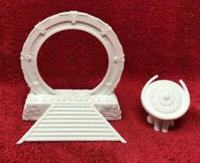 Stargate Sg1 Gate Ring & Dhd-Replica Statue-3D Printed Pla