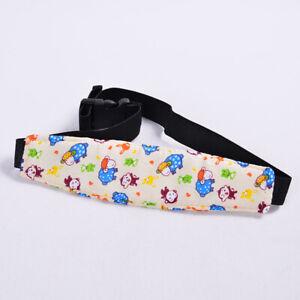 Infant Safety Baby Car Sleep Head Support Pillow Children Belt Fastening