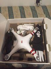 DJI Phantom 3 Standard Drone con Camera 2,7K Buone condizioni - Bianco