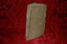 Libro Antico 1861 Poesie di Salomone Fiorentino Vol. Unico Firenze
