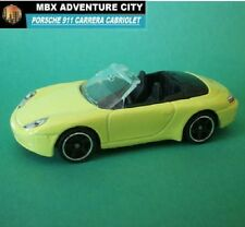 Carrera CABRIOLET Porsche 911 MBX '13 Adventure City 25/120 New in Blister Pack.