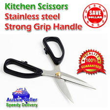 Kitchen Office Scissors Stainless Steel Strong Comfortable Grip High Regidity