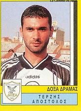 N°089 PLAYER DOXA DRAMA GREECE HELLAS PANINI GREEK LEAGUE FOOT 95 STICKER 1995
