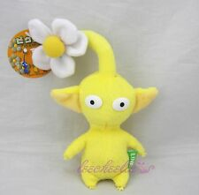 New PIKMIN Doll Yellow Flower Stuffed Plush Doll Toy Best Gift