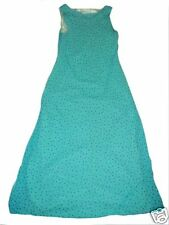 Ronni Nicole by Ouida dress blue/purple dots size 10