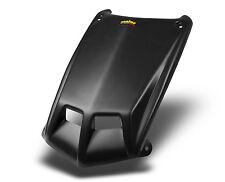 NEW HONDA TRX 450R 04 - 14 STEALTH BLACK VENTED NUMBER PLATE HOOD TRX 450ER