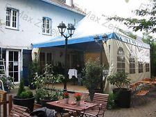 Festzelt Partyzelt Pagode Pavillon Profizelt 6x6m / Traufe: 2,50m