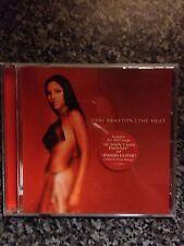 CD - Toni Braxton - The Heat