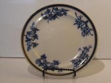 Antique Flow Blue - Plate ,  by Copeland Spode  c 1847-1867