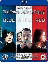The Trois Couleurs Trilogie - Bleu/Blanc/Rouge Blu-Ray Blu-Ray Neuf (ART024BD)
