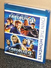 Fantastic Four / Fantastic Four: Rise Of The Silver Surfer (Double Feature) NEW!