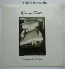 "WARREN ZEVON - Sentimental Hygiene - Excellent Con 12"" Single Virgin VS 995-12"