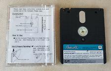Amstrad PCW Software Disk Amsoft Worprocessor Loco script System Utilities CP/M