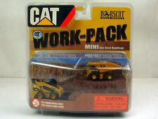 Norscot Work-Pack CAT 272C Skid Steer Loader & CAT 793D Mining Truck