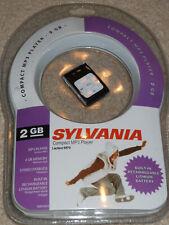 Sylvania 2Gb Smp2002 Compact Mp3 Player New