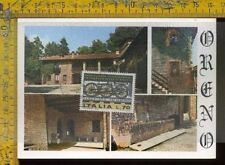 Repubblica cartolina maximum m 457 Oreno Vimercate