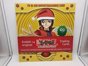 Shonen Jump´s Yu-Gi-Oh! Adventskalender 2008 Deutsche Auflage NEU und OVP!!!
