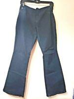 Motherhood Maternity XL Bootcut Jeans Dark Denim Long Inseam 32.5 Indigo Blue