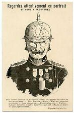 Optical system.. optical. kaiser wilhelm II. watch this portrait. arcimboldesque