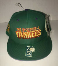 The Incredible Yankees Fitted 7 ¼ Green And Gold Baseball Hat