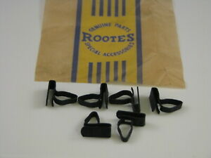 Rootes Group Hillman Sunbeam Imp NOS Door Panel Clips