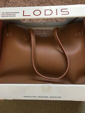 LODIS BLISS TAN LEATHER SHOPPER SHOULDER TOTE BAG! New! Only £45.00