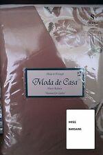 SINGLE SIZE QUILT COVER SET. - MODA DE CASA - BEIGE