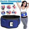 Electric Sauna Slimming Belt Body Shaper Weight Loss Waist Fat Cellulite  US
