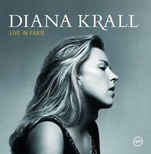 Live In Paris - 2 DISC SET - Diana Krall (2016, Vinyl NEUF)