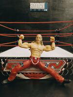 2005 Jakks WWE Deluxe Aggression Series 3 SHAWN MICHAELS HBK Wrestling Figure