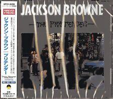 JACKSON BROWNE-THE PRETENDER-JAPAN CD C68
