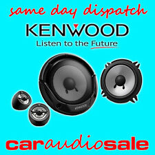 "KENWOOD KFC-E130P 5.25"" 13CM 250W 2 WAY COMPONENT SPEAKERS SAME DAY DISPATCH"