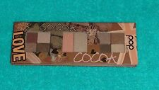 """POP I-Love"" Chocoholic Eye Shadow Palette~Discontinued~.24 oz~10 Shadows~NEW"