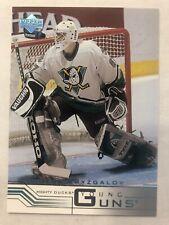 2001/02 Upper Deck Young Guns Ilja Bryzgalov #413