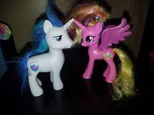 My Little Pony Ponies MLP Prince Shining Armor Princess Cadence Wedding Couple