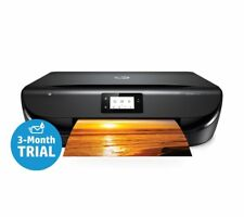 HP ENVY 5020 Wireless All in One Inkjet Home Printer Black DAMAGED BOX