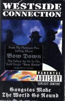Westside Connection Gangstas Make The World Go Round Rap HipHop Tape Single New